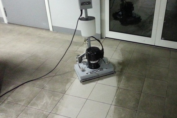 Rotary Scrubber Polisher Hire Clean Machine