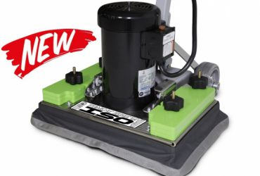 "Tomcat Edge ISO ""Stick"" surface preparation machine."