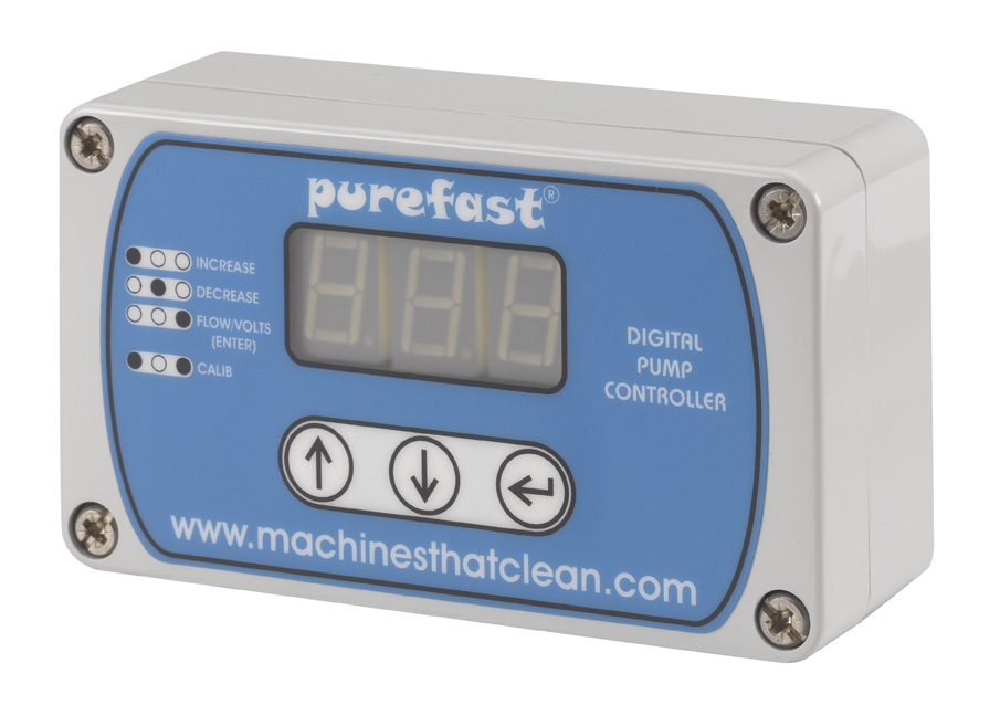 Digital Pump Controller