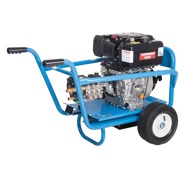 Evolution Diesel Engine Pressure Washer