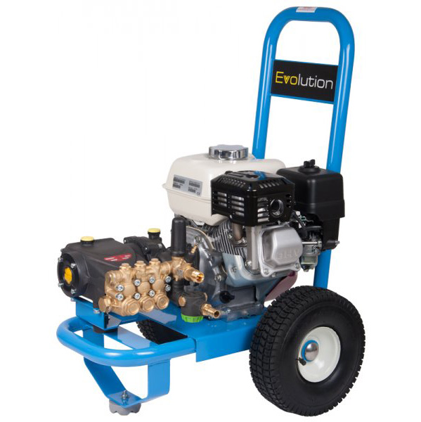 Evolution 150/14 Petrol Engine Pressure Washer