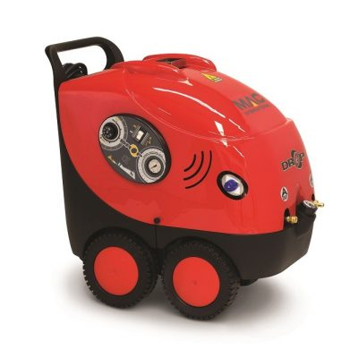 MAC Drop Revolution Hot Water 240v Mobile Pressure Washer
