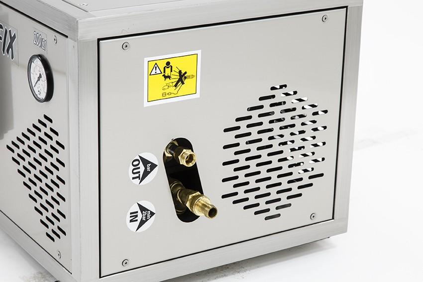 MAC Fix 100/11 240V Wall Mounted Pressure Washer