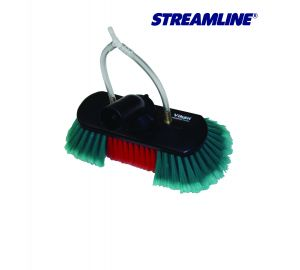 Vikan 8″ Flagged brush with adjustable head