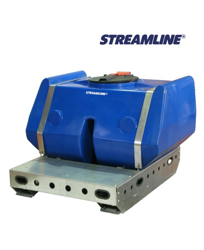 Denver 600 Litre Skid Mounted Tank With Pump Plate