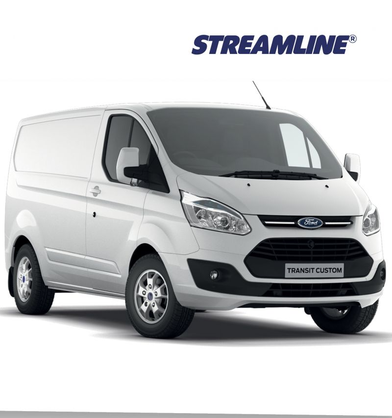 Ford Transit Custom Van Fully Fitted Out Window Cleaning Van