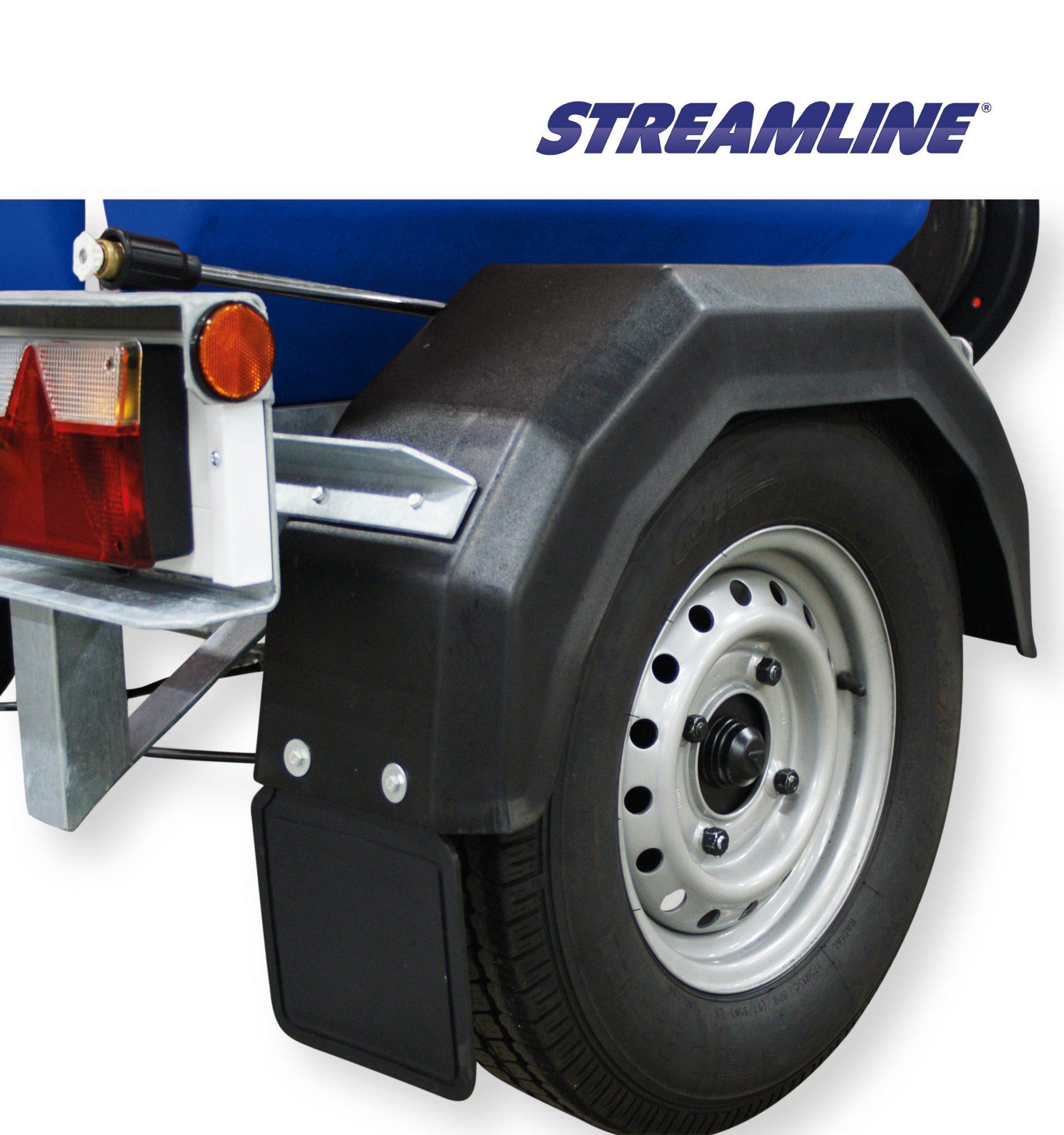 Streamline 800 Litre Bowser Pressure Washer 200 bar 16 litres per minute