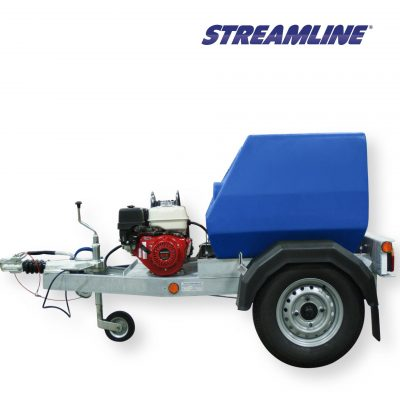 Streamline 800 Litre Bowser Pressure Washer 200 bar 16 litres per minute