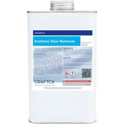 Craftex CR73 Acetone Glue Remover 1 Litre