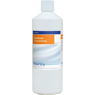 Craftex CR19 Antifoam Concentrate 1 Litres