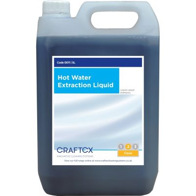 Craftex CR11 carpet and upholstery cleaner