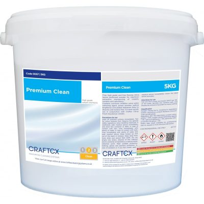 Craftex CR57 Premium Clean Powder 5KG