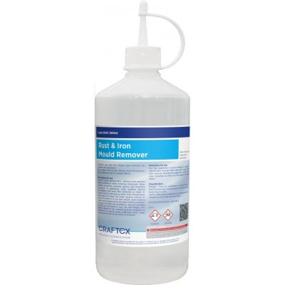 Craftex CR18 Rust and Iron Mould Remover 500ml