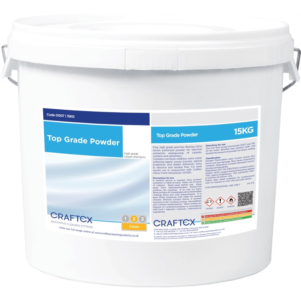 Craftex CR07 Top Grade Powder 15KG