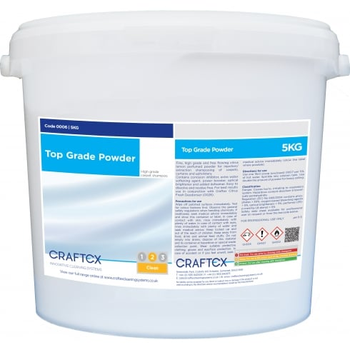 Craftex CR06 Top Grade Powder 5KG
