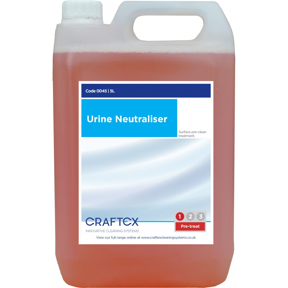 Craftex CR45 Urine Neutraliser 5 Litres