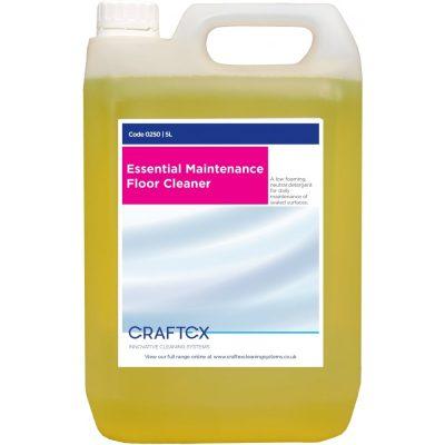 Craftex CR0250 Essential Maintenance Floor Cleaner 5 Litres