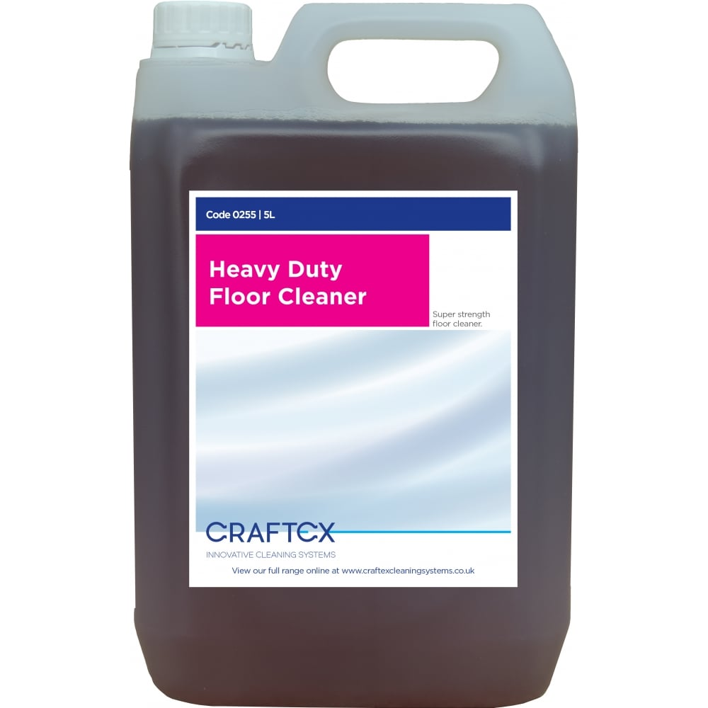 Craftex CR0255 Heavy Duty Floor Cleaner 5 Litres