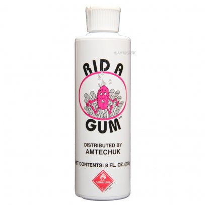 Ridagum Chewing Gum Remover 236 ml Cap bottle
