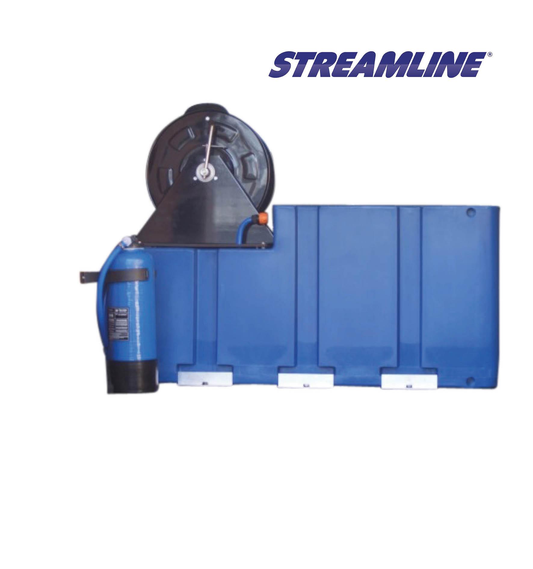 Ecostream Interlock 400 Litre Window Cleaning Tank System