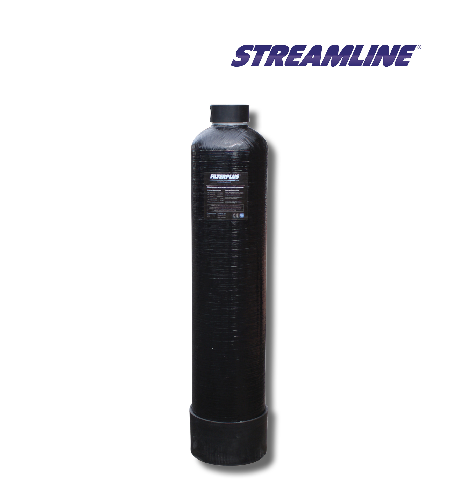 Streamline Filter Plus 8 x 35 Filter Vessel 24 Litres