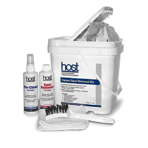 Host Carpet Cleaning Kits