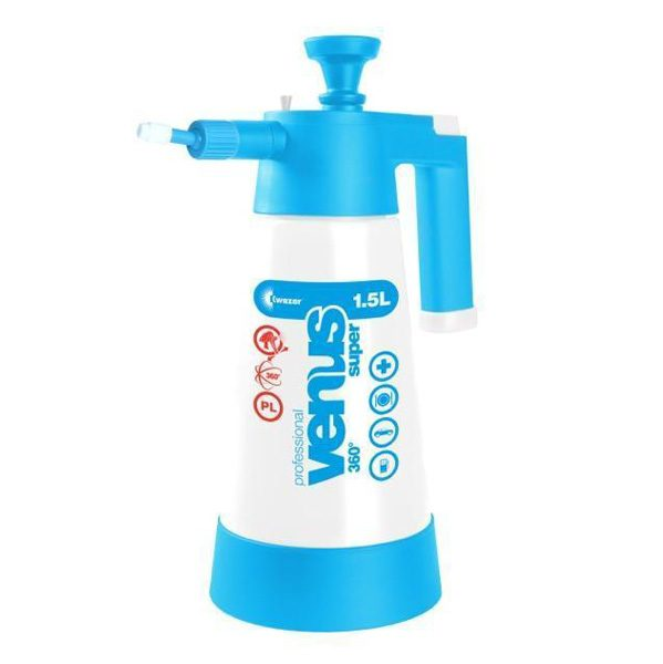 Kwazar Venus Super Pro + 360 2 Litre Pump Up Sprayer