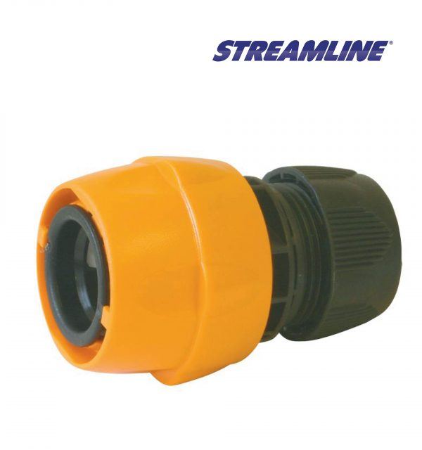 Hose Connector 12mm Nylon Quick Connector