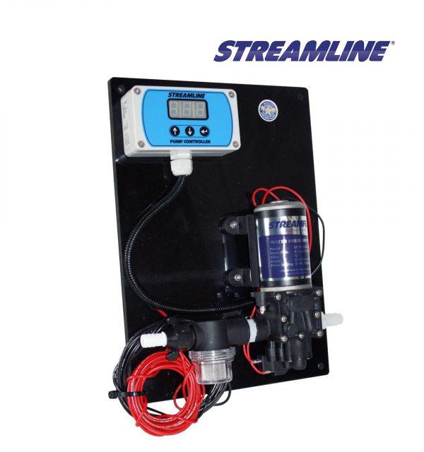 Streamline Pump Controller