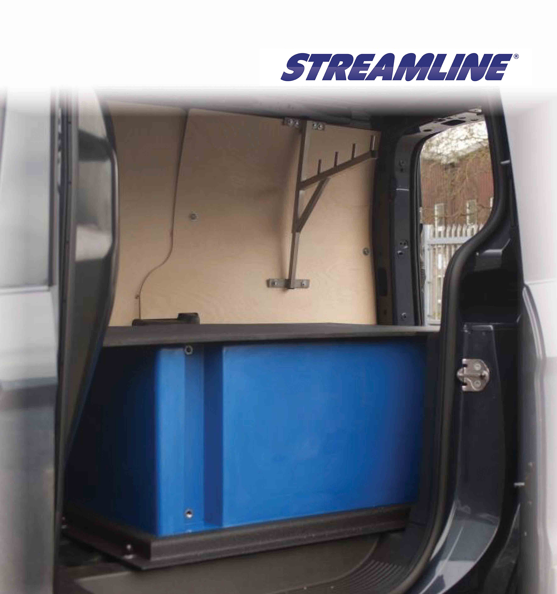 Streamline Smart Tank Window Cleaning Systems from 400 – 1000 Litres