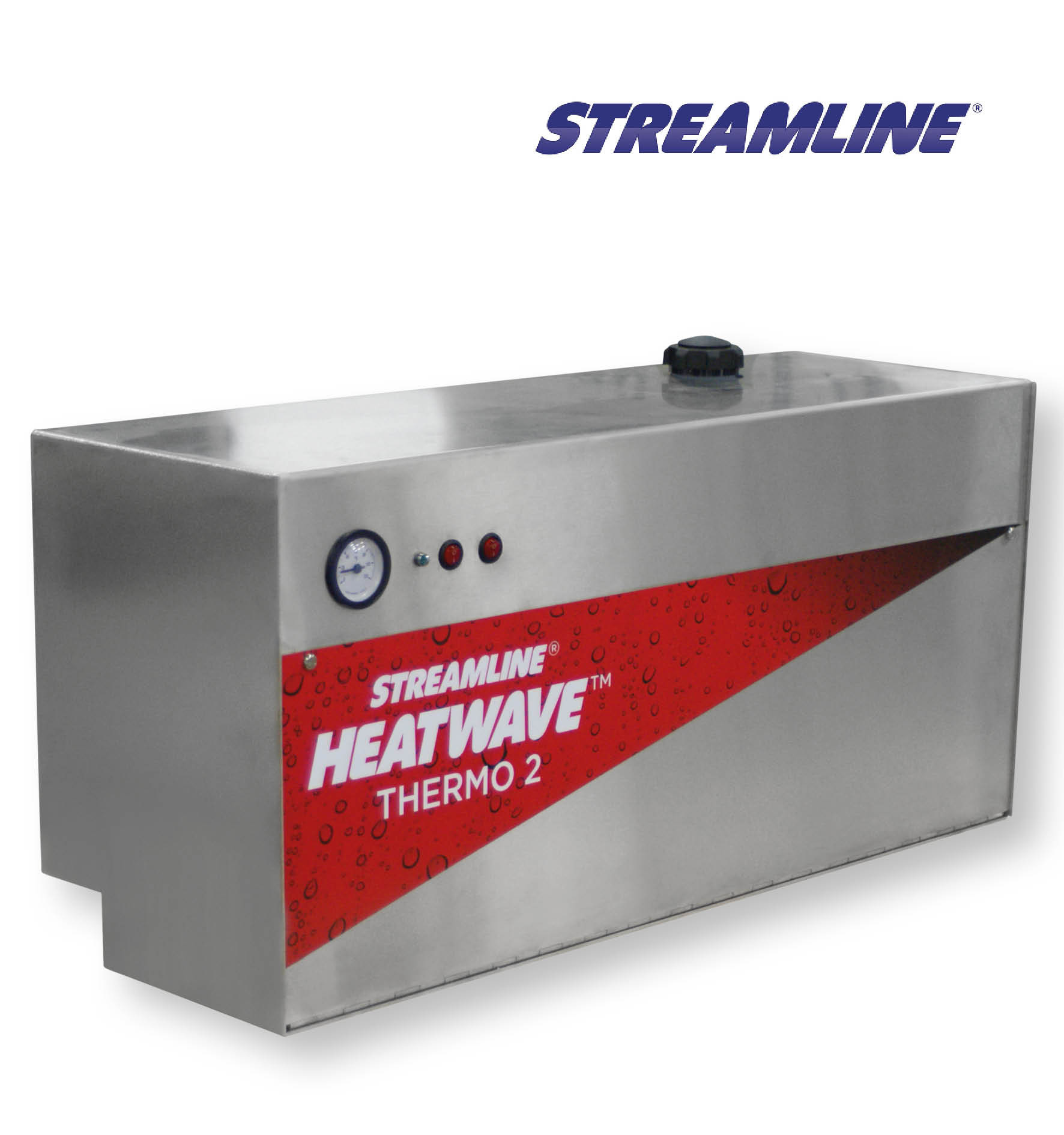 Streamline Heatwave Thermo 2 Horizontal 9KW Twin Operator Water Heater