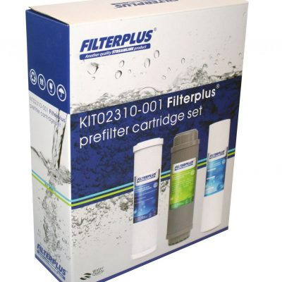 Filterplus 10″ Pre Filter Kit