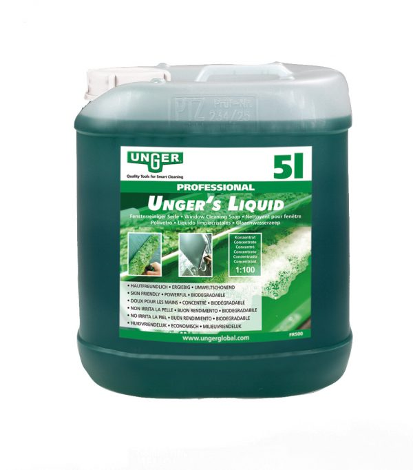 Unger's Liquid 5 Litre FR500
