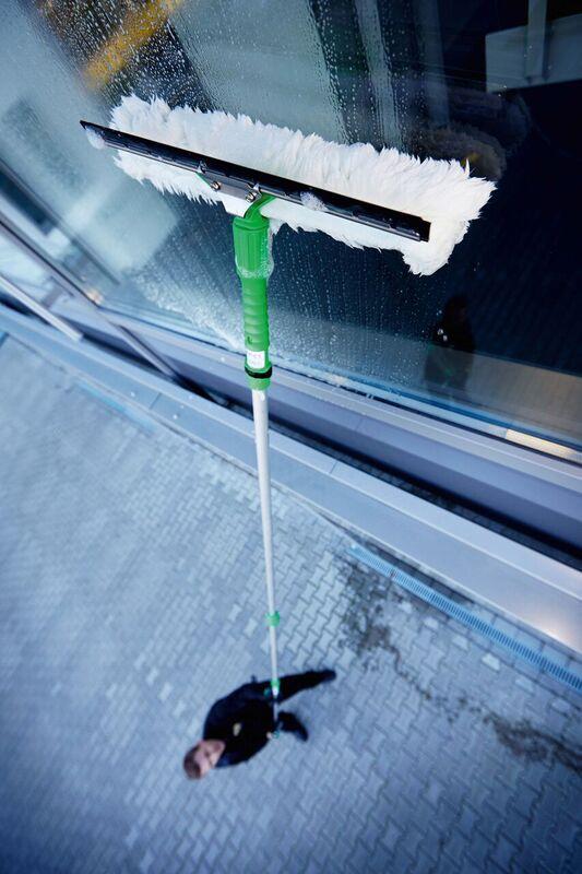Unger VP350 35cm Visa Versa Squeegee & Washer Tool