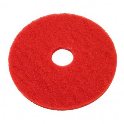 15″ Red Pad Light Cleaning