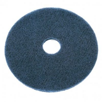 17″ Blue Pad Deep Cleaning