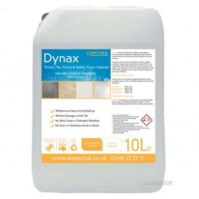 Dynax Tile, Grout and Stone Cleaner 10 Litres