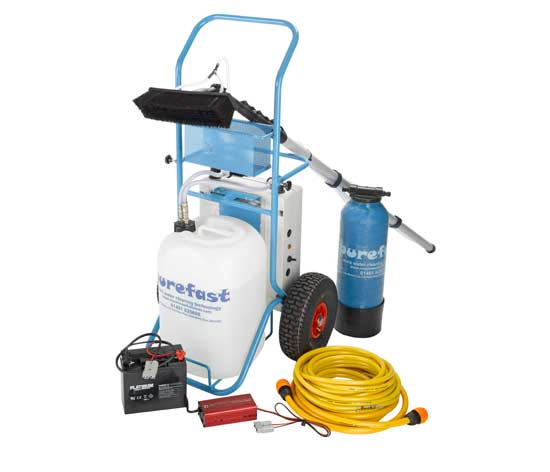 Purefast Window Cleaning System
