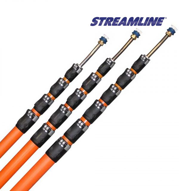 Streamline Giraffe High Pressure Telescopic Pole 9.4 Metres (30′)