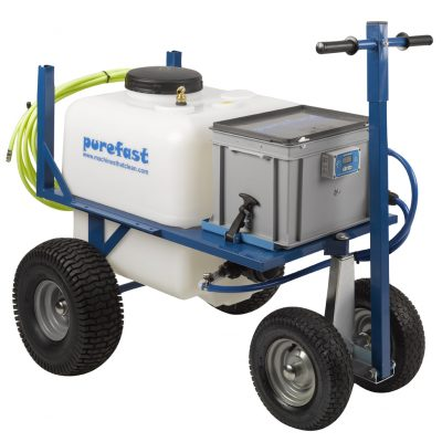 purefast 120-4 Di pure water window cleaning trolley