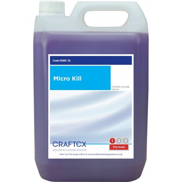 Craftex Microkill 5 litres