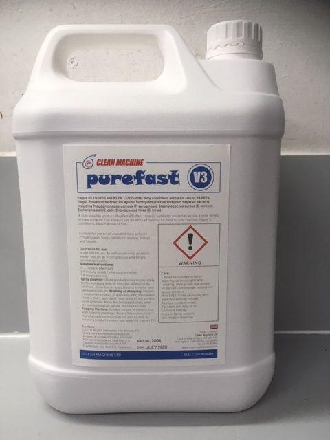 purefast V3