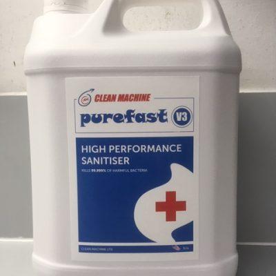 purefast sanitiser