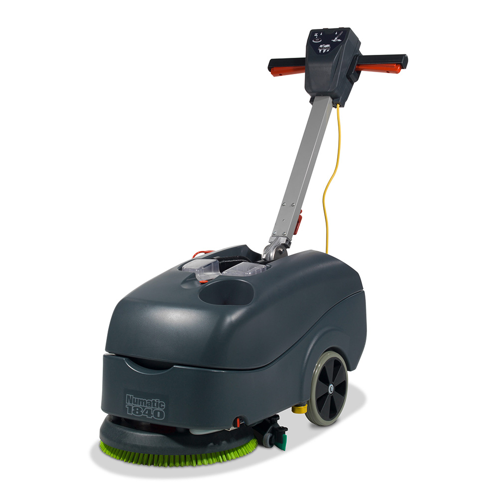 Rotary Brush or Pad Pedestrian Scrubber Drier