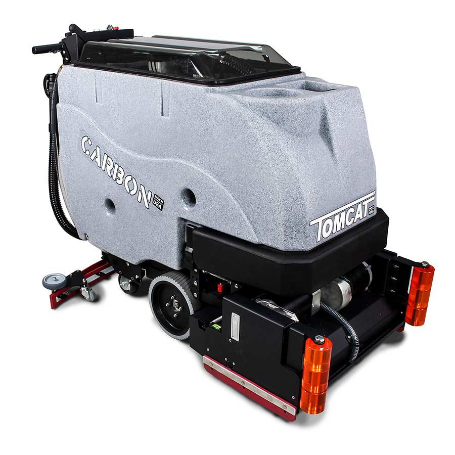 Tomcat Carbon Floor Scrubber